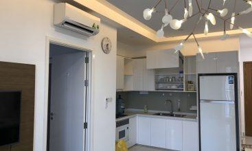 Bán căn hộ 2PN thiết kế lại thành 1PN cực đẹp